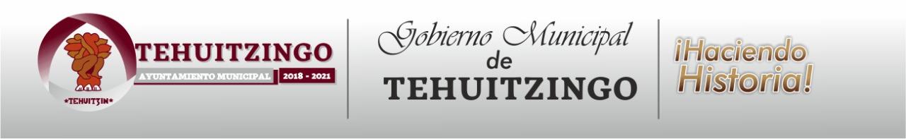 H. Ayuntamiento de Tehuitzingo Puebla 2018 - 2021